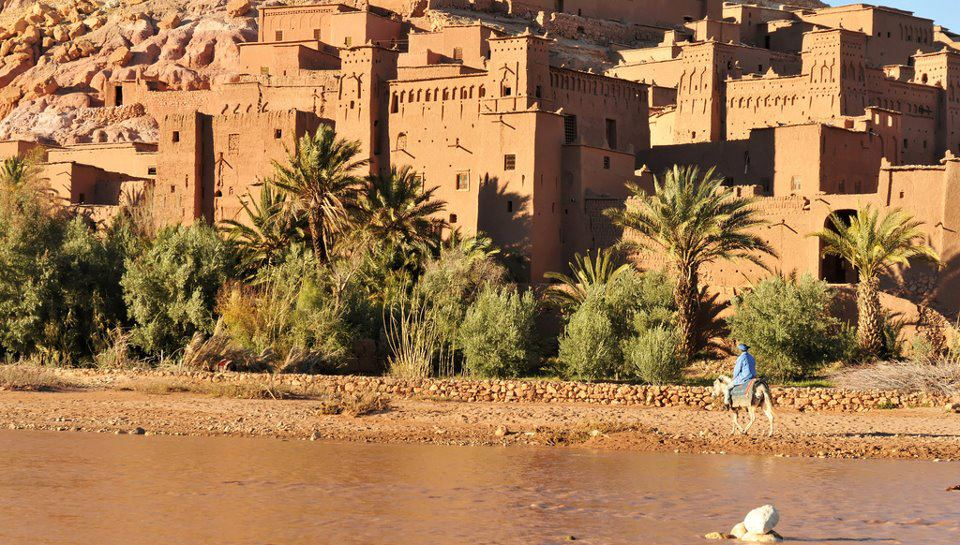 Morocco s Ouarzazate A Tourist City without Noise