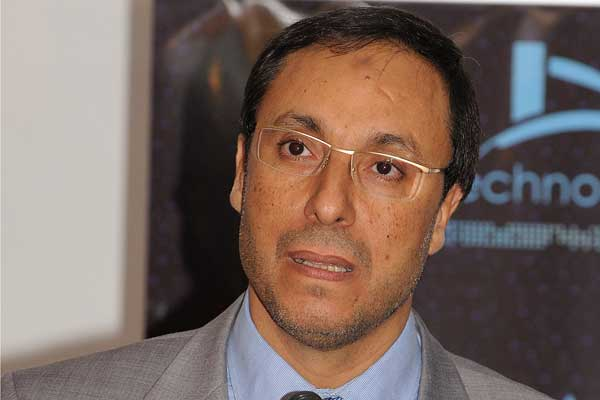 Moroccan Minister Amara Tests Positive for COVID-19 After Europe Trip