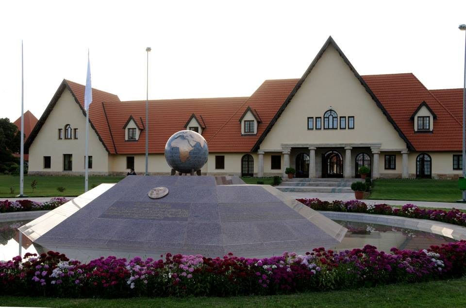 Al Akhawayn University in Ifrane, Morocco
