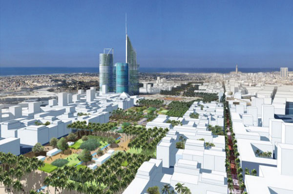 Casablanca Finance City (CFC)