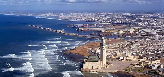 Casablanca Morocco  city pictures gallery : Morocco's Casablanca: 3rd Best Weather Place in the World | Morocco ...