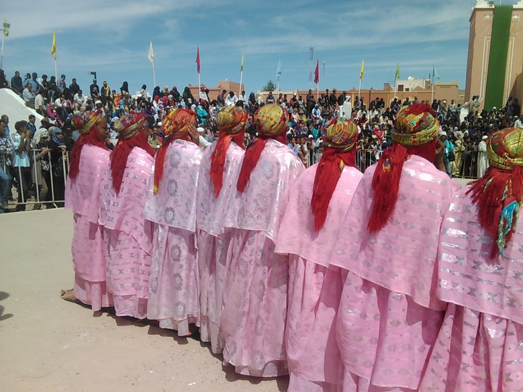 he culture and traditions, Ouarzazate