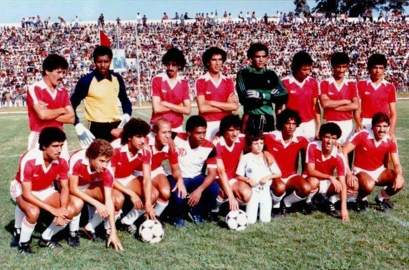 Kenitra Athletic Club in the 70's