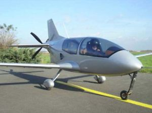 LH-10 M, first made in Morocco aircraft
