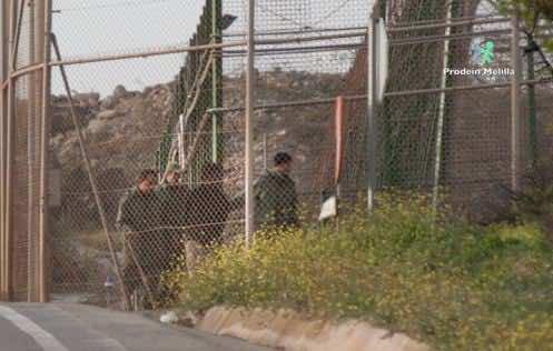 Melilla,  Morocco Intervenes to Stop Illegal Immigrants, Spanish NGO Indignant