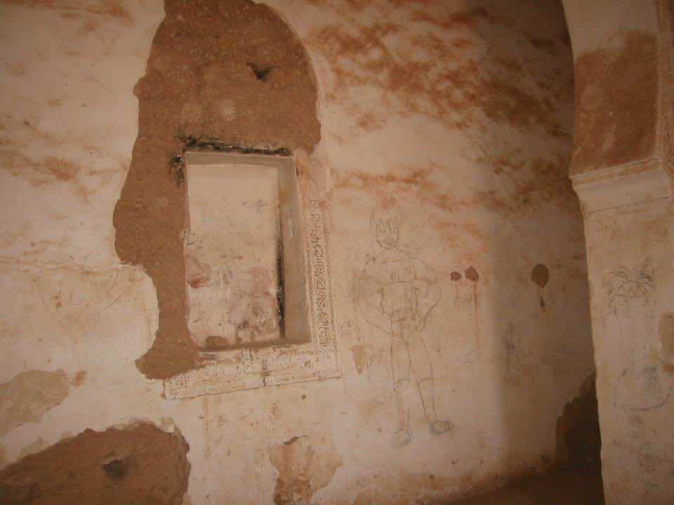 Mosque of Zaouia Cherradi, Example of Morocco's unparalleled History