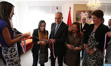Opening of Embassy of Panama in Morocco