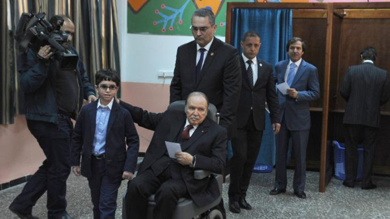 Opinion- President Bouteflika's Election Win, a Defeat to the Algerian People