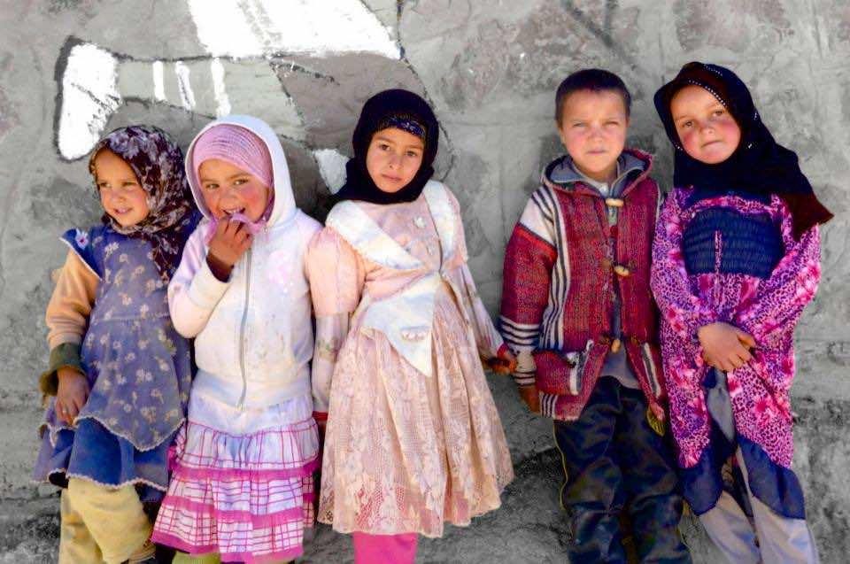 Response to Racism. Moroccan Children