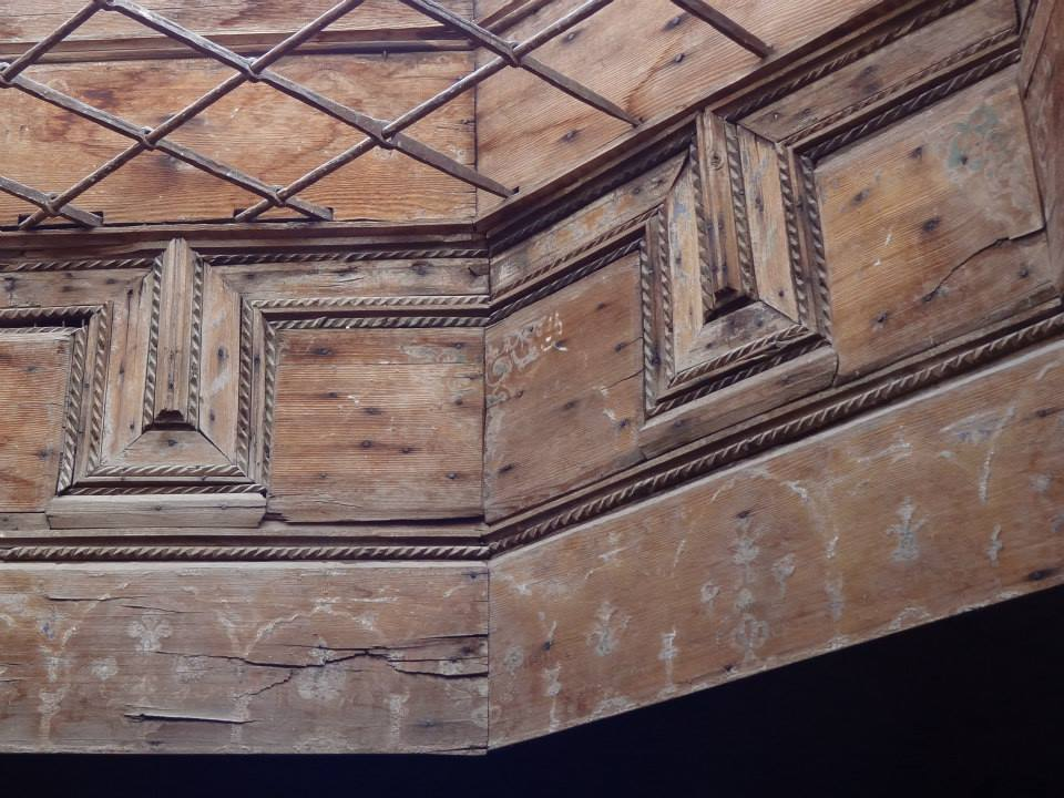 Restoration of a reception 17th century house in Marrakecg
