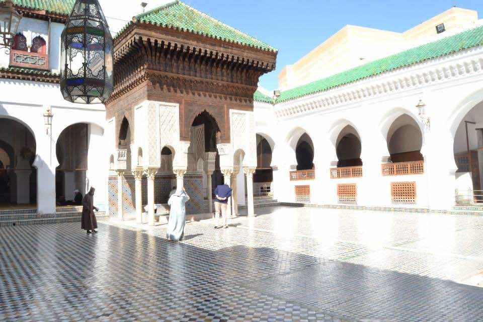 Karaouin, Qaraueine Mosque