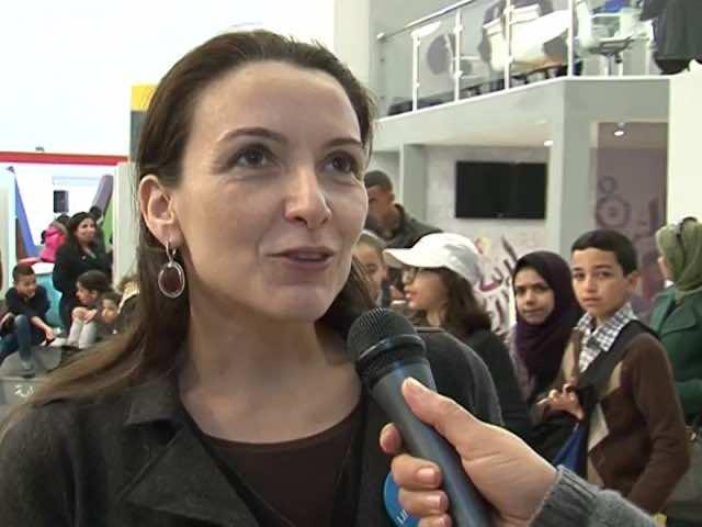 UNICEF representative in Morocco Regina De Dominicis