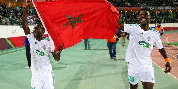 Will Kouko be the First Foreigner To Wear Morocco's Jersey
