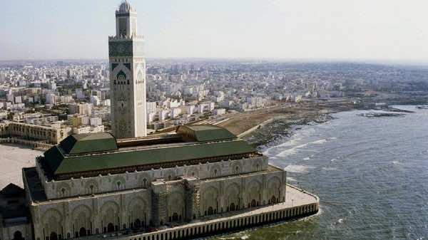 Hassan Ii Mosque The Gem Of Casablanca
