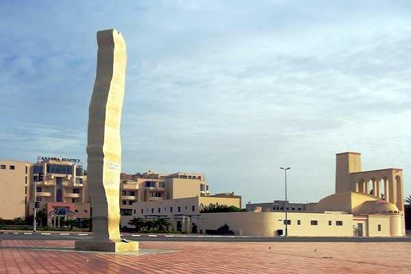 Dakhla_Peninsula_Monument