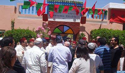 Moroccan Jewish Community Celebrates Hiloula in Essaouira