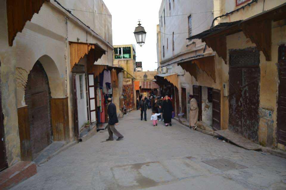 Fez Medina. Photo by Morocco World News