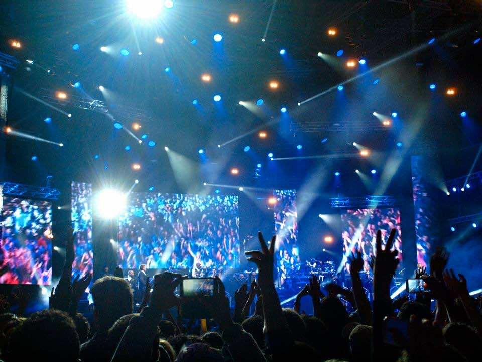 Justin Timberlake Headlines Mawazine Opening Night