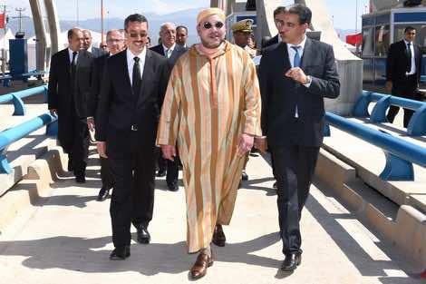 King Mohammed VI Inaugurated Khouribga-Beni Mellal Highway