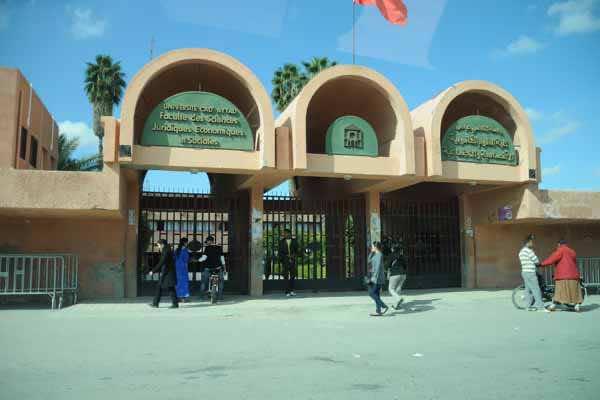Marrakech university