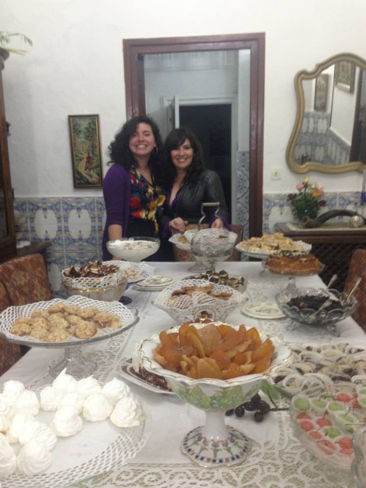 Mimouna, a traditionally North African Jewish festival that follows Passover