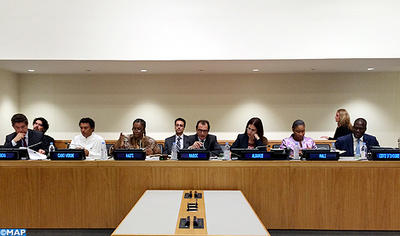 Moroccan Minister, Mohamed Amine Sbihi,  Chairs UN Panel on Culture & Economic Development