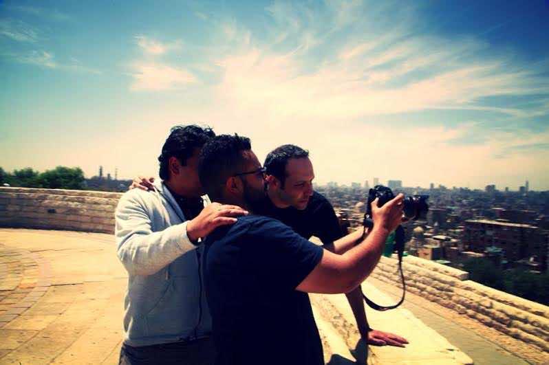 Moroccan Television Producer Driss Sekkat