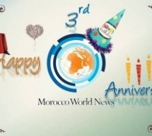 Morocco World News celebrates Its Third Anniversary