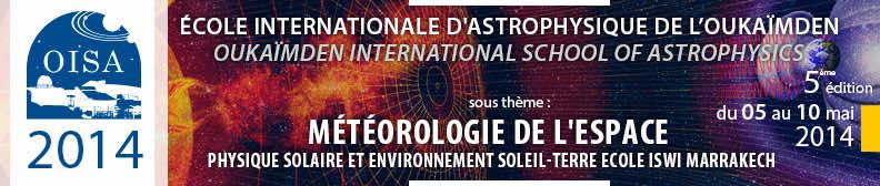 OISA Oukaimeden International School of Astrophysics program