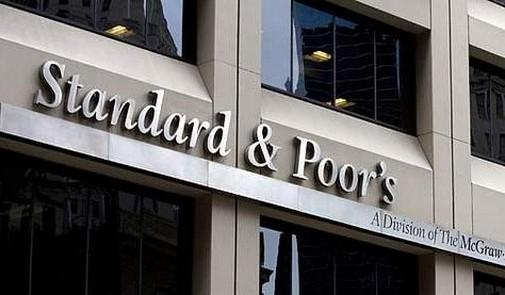 The international rating agency Standard & Poor's