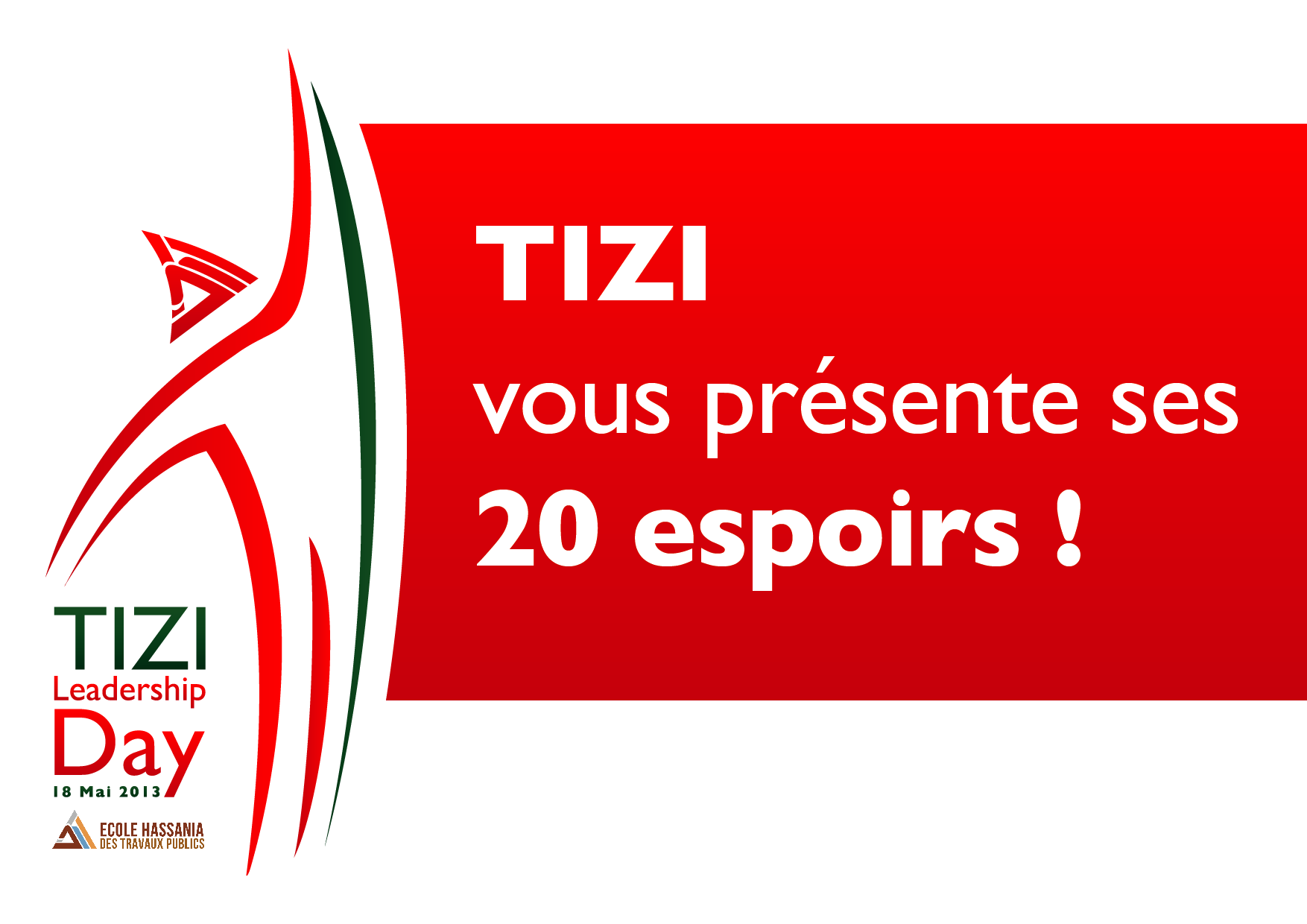 TIZI Initiative to Award 20 Moroccan Young Leaders for 2014