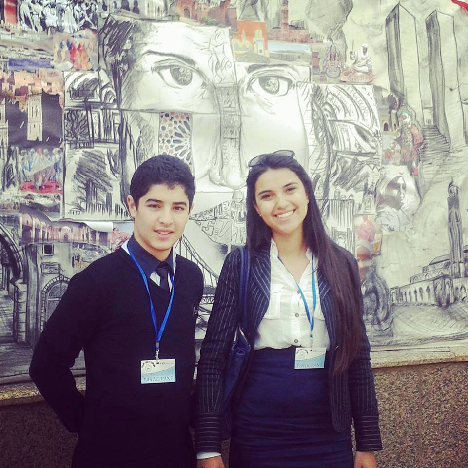 The Moroccan National Debate Team- Leaders with Bright Future