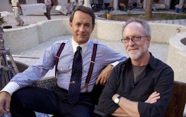 Tom Hanks Gets Lost in Moroccan Desert (Photo courtesy Aujourd'hui le Maroc)