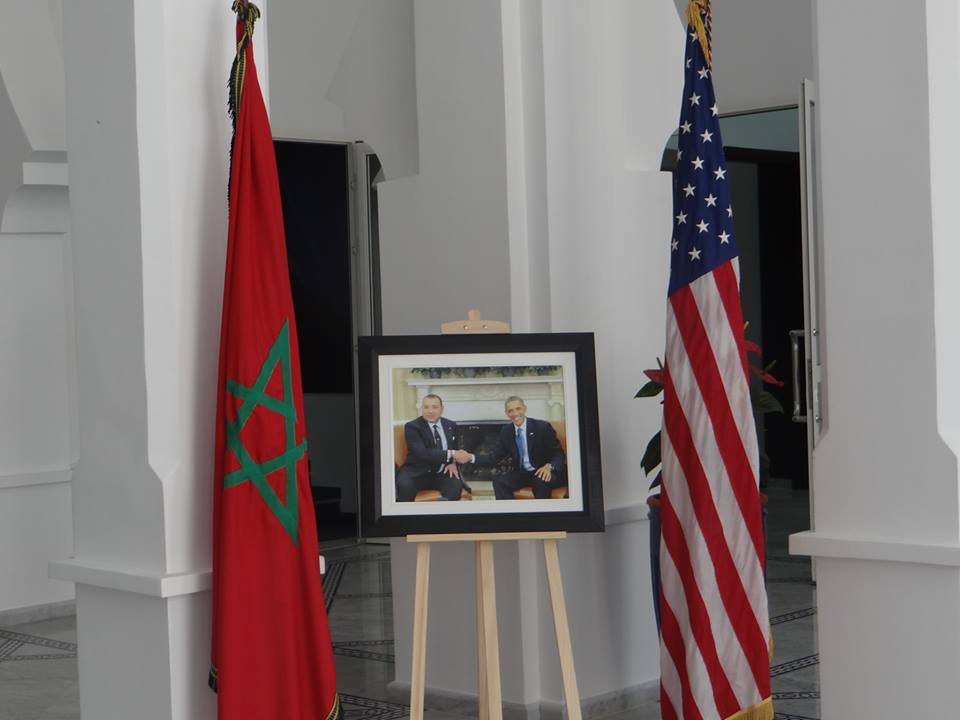 US Moroccan Relations. Photo Courtesy US Embassy Rabat