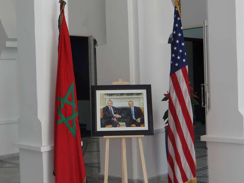 US Moroccan Relations. Photo Courtesy US Embassy Rabat
