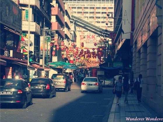 Wanderer Wonderer- The Beginning - China Town