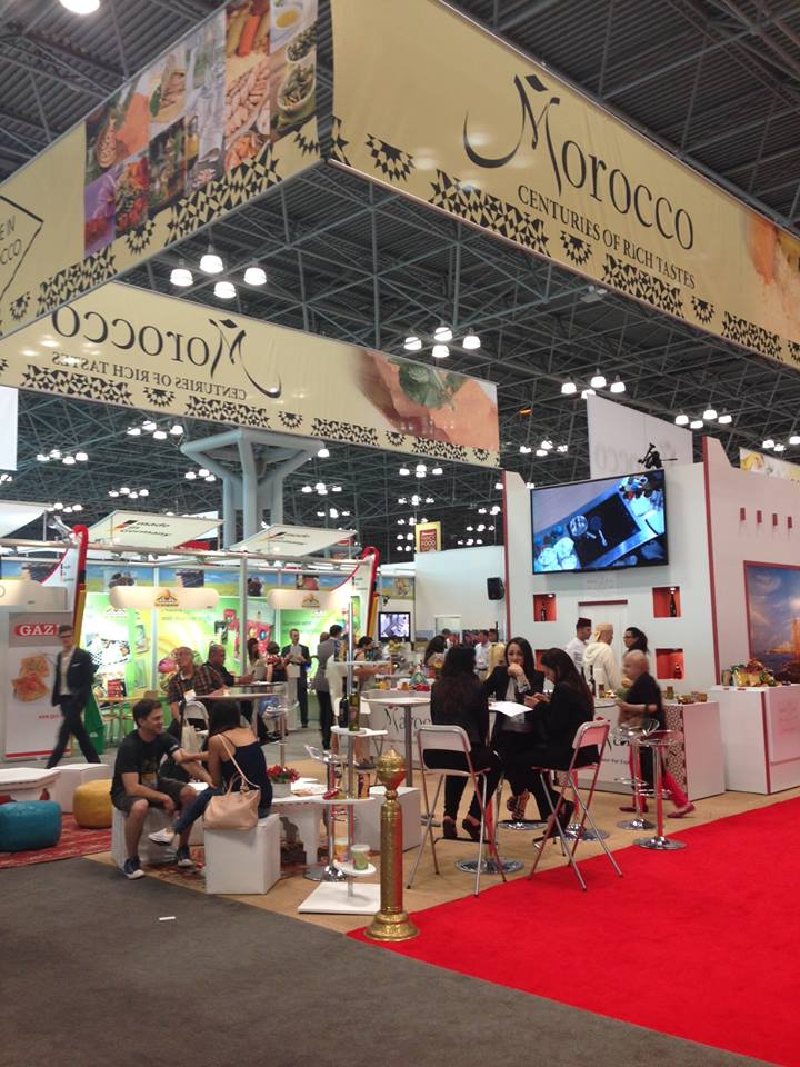 2014 International Fancy Food Show Features Moroccan Exhibitors