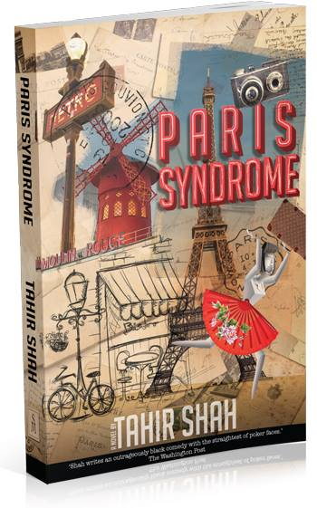 Book Review Paris Syndrome by Tahir Shah