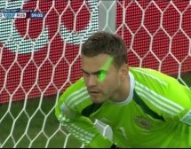 Capello Accuses Algerian Supporters of Using Laser to Blind Russian Goalkeeper