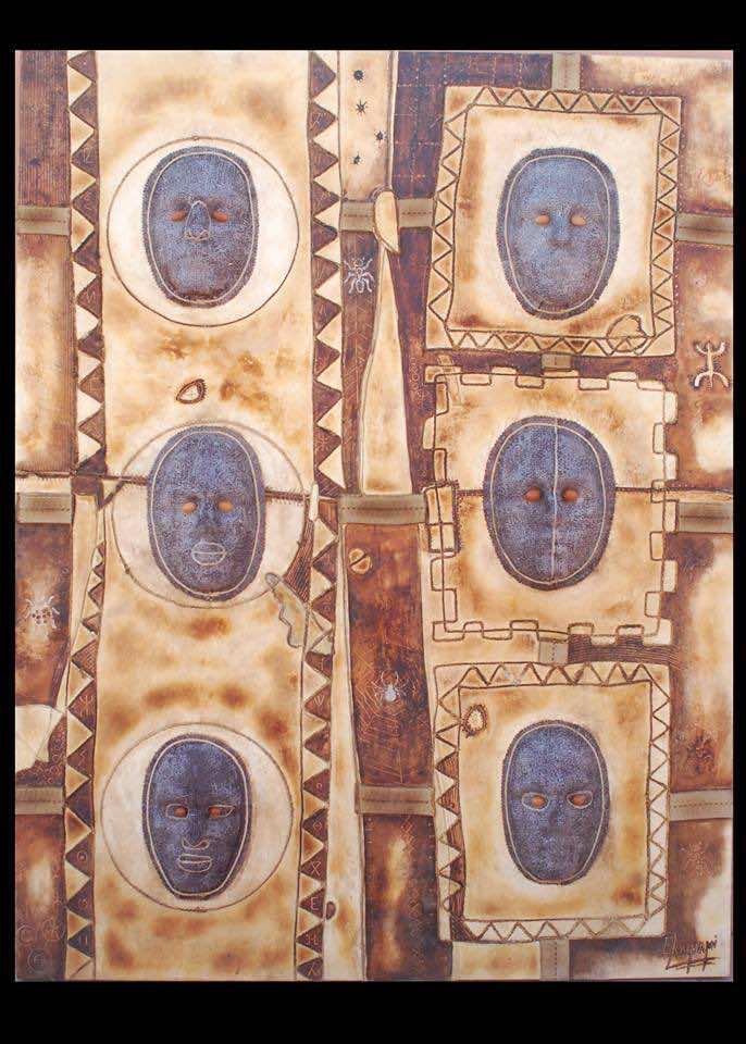 Driss El Oumami- the Skin Man