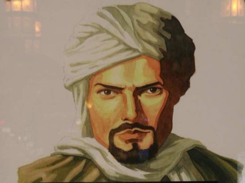 Islamic mystic Ibn Battuta
