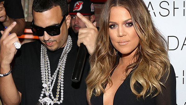 Khloe Kardashian Slams Moroccan French Montana's Haters (Picture courtesy rapbasement.com)