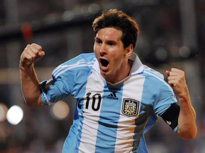 Argentina's Football Association: Messi to Play in Morocco-Argentina Friendly Game
