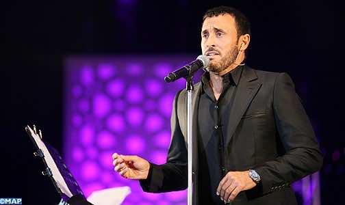 Mawazine Festival, one of the world's biggest music events- Kadim Al Sahir