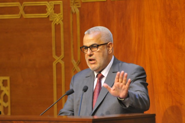 Morocco's head of Government Benkirane