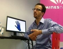 Moroccan student engineer invents gloves that translate sign language