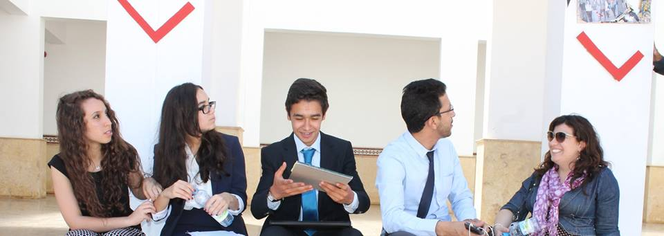 The Moroccan National (HIgh School) Debate Team