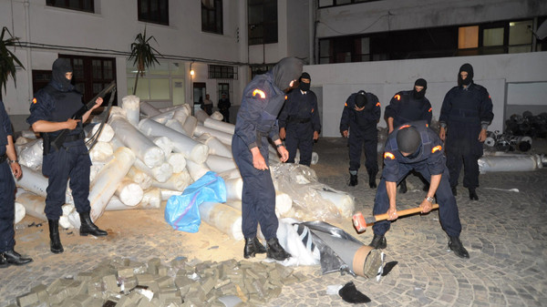 MOROCCO-DRUG-CRIME