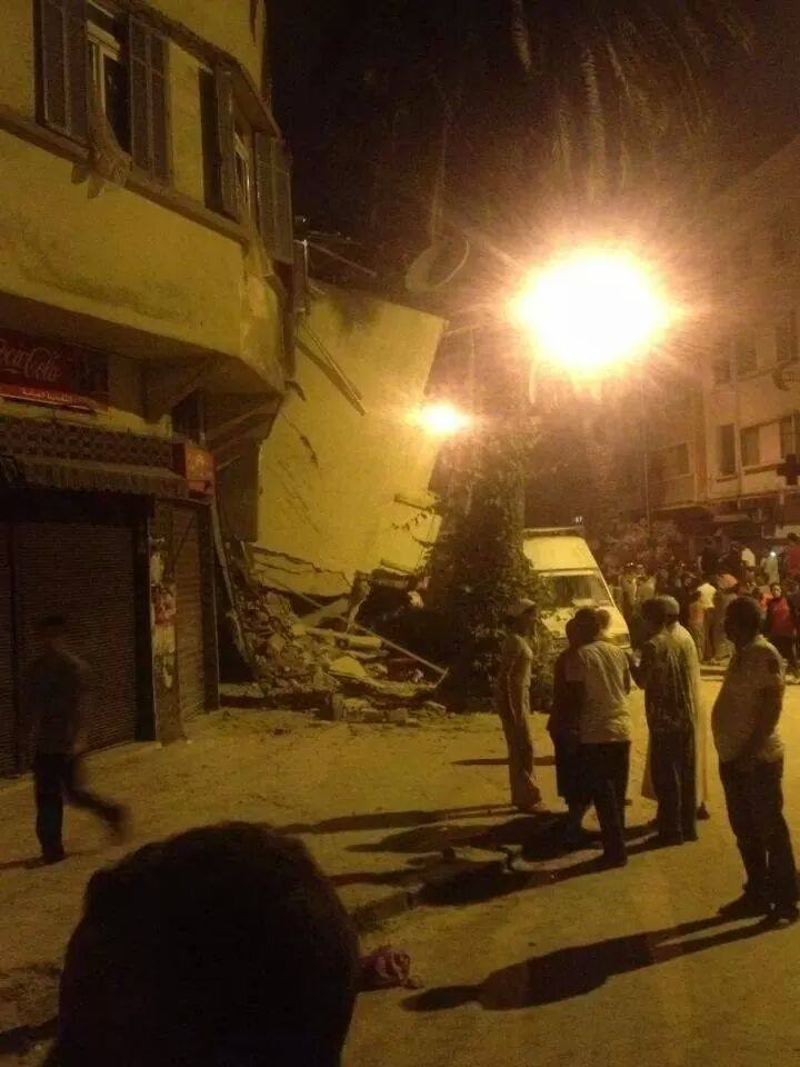 6 Deaths After Three Buildings Collapsed in Casablanca
