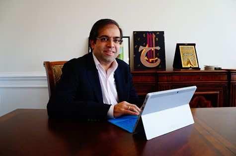 Asim Ghafoor, an American prominent attorney